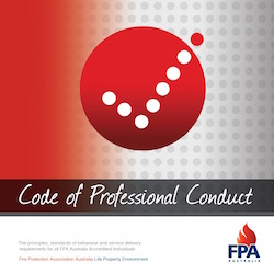 Code of Professional Conduct Image